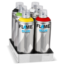 FLAME™ BLUE Tryout-Pack 1