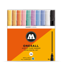 ONE4ALL 127HS Pastel-Set