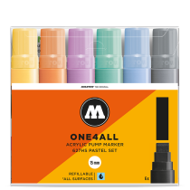 ONE4ALL 627HS Pastel-Set