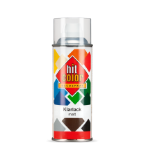 HitColor Klarlack matt 400 ml