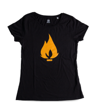 FLAME™ T-Shirt Girlie