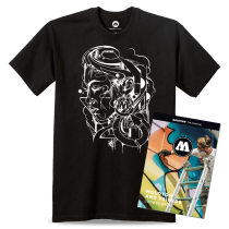 MOLOTOW™ AND FRIENDS T-SHIRT MR CENZ