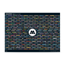 """MOLOTOW™ Train Hall of Fame Poster Contest """"Mosaik Poster"""""""