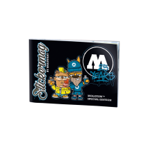 MOLOTOW™ Stickermag 25 Years Edition