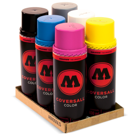 "COVERSALL™ Color Pack ""FORK CMYK-Edition"""