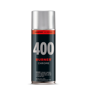 BURNER™ Chrome 400 ml