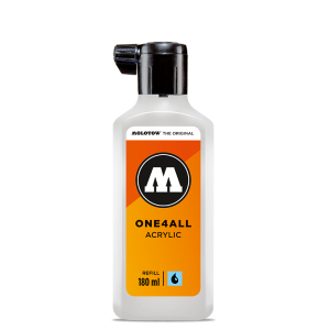 ONE4ALL Leerflasche 180 ml