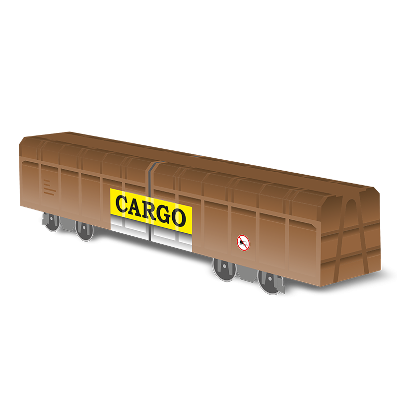 "MINI SUBWAYZ ""Cargo"""