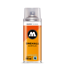 ONE4ALL ACRYLIC WATER-BASED UV-Firnis 400ml