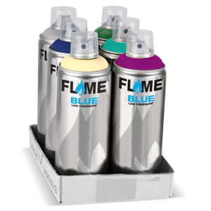 FLAME™ BLUE Tryout-Pack 2