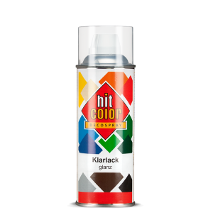 HitColor clear coat glossy 400ml