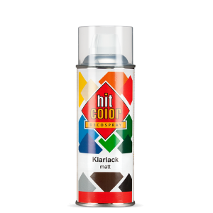 HitColor clear coat matt 400 ml