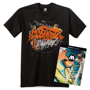 MOLOTOW™ AND FRIENDS T-SHIRT SLIDER
